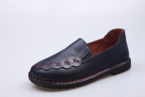 3015 NAVY SHOES